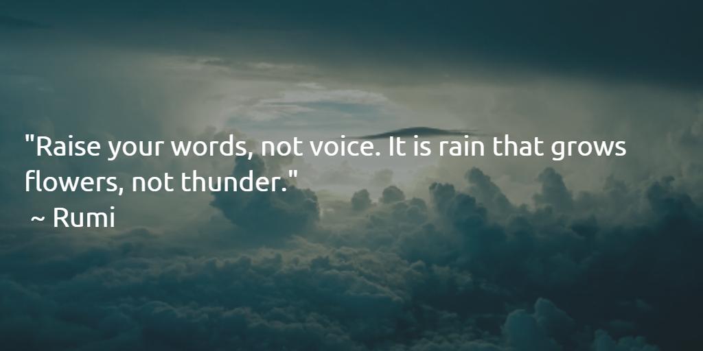 Bibek Magar On Twitter Raise Your Words Not Voice It Is Rain