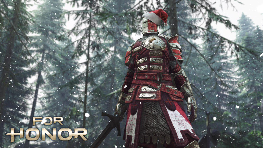 """For Honor on Twitter: """"The For Honor team wishes a merry Christmas to ..."""