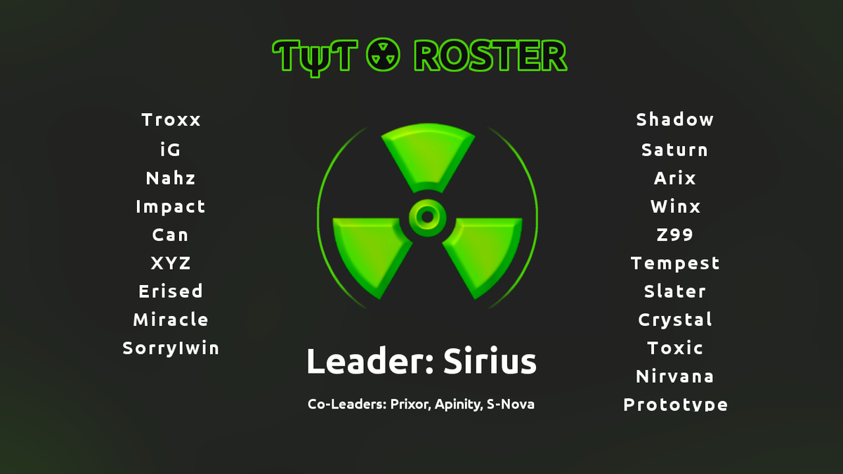 how to make a clan roster