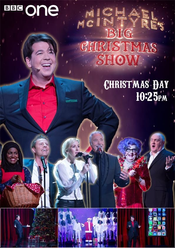 RT @McInTweet: Michael McIntyre's Big Christmas Show BBC1 on in 10 minutes!!! https://t.co/CjXIGgHle7