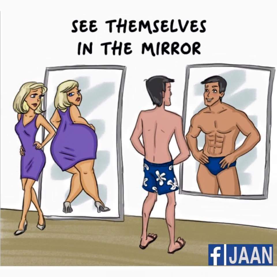 Difference between men