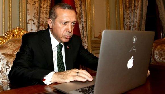 Cumhurbaşkanı Erdoğan'ın Tercihi Apple! shiftdelete.net/cumhurbaskani-…