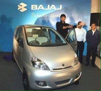 NAJEEM FAZIL on Twitter Bajaj released new car and cheapest car