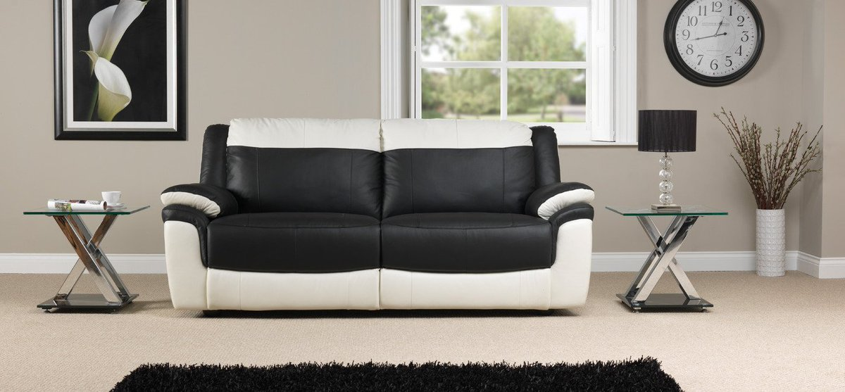 Recline In Style With A Half Price Upgrade On This Leo 3 Seater Manual Sofa Http Www Scs Co Uk Recliner L028333 Html