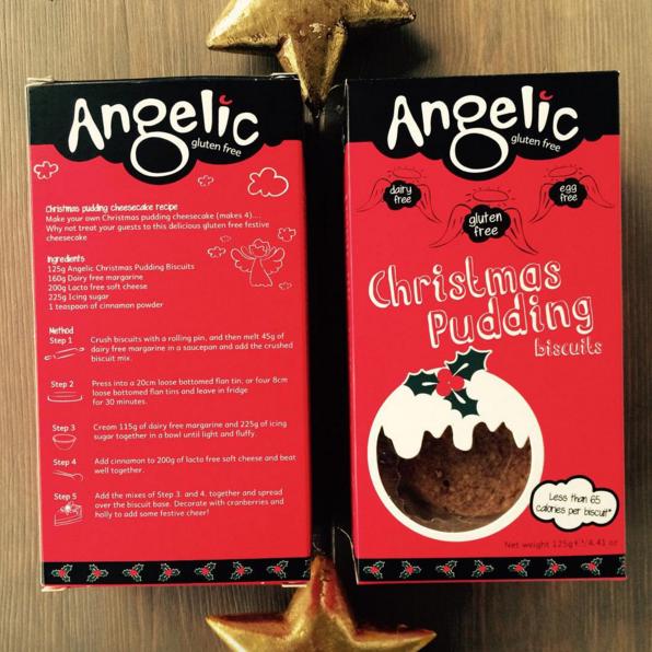 Angelic Gluten Free On Twitter Any Leftover Christmas Pudding