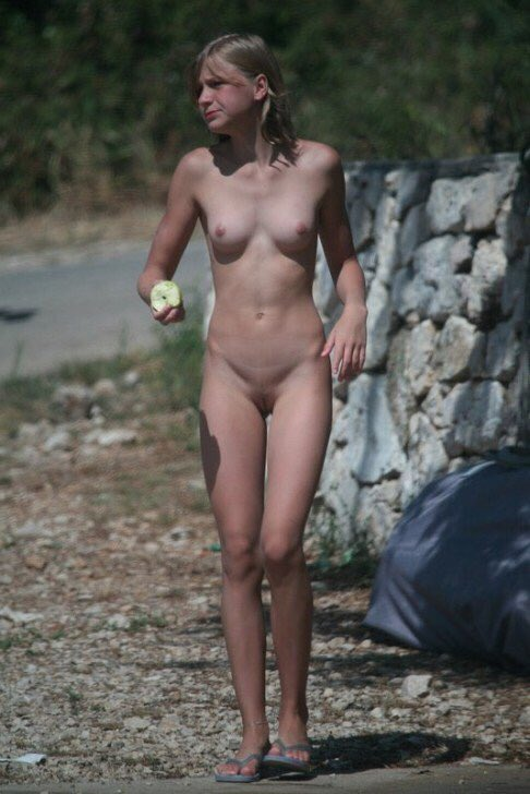 nude xxx good morning images