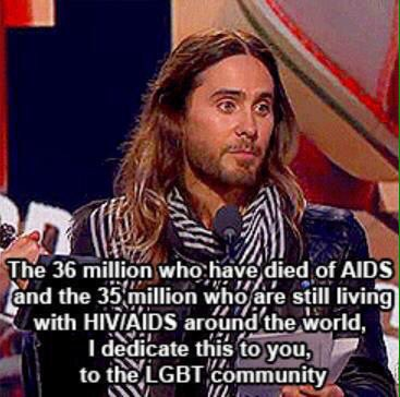 #HappyBirthdayJaredLeto - @JaredLeto - One of my favourite things about you is how you use your influence for good https://t.co/oJqpEoRDHH