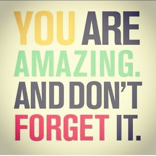 "Inspirational Quotes About Life And Struggles: Rahel Christen On Twitter: """"You Are Amazing And Don't"