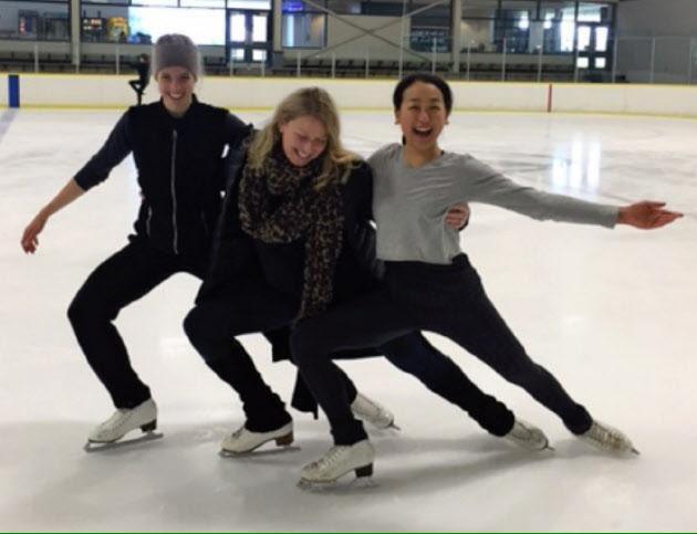 試合が恋しくなった    フィギュアスケートって良いなあ ただいまです   真央ちゃん 楽しんで