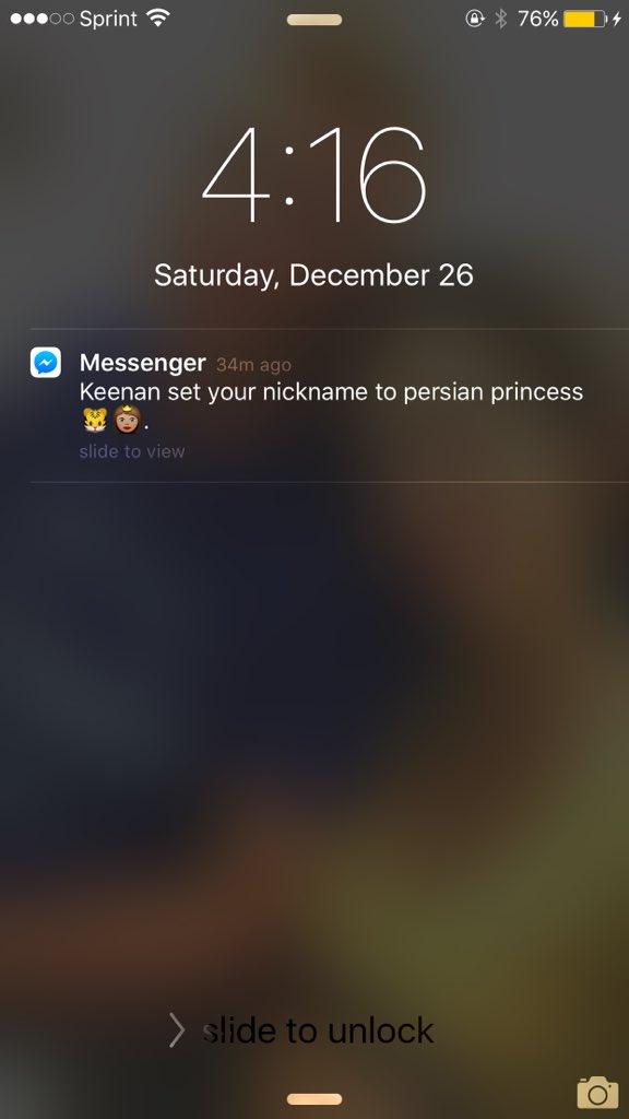 Nicknames for boyfriends on messenger