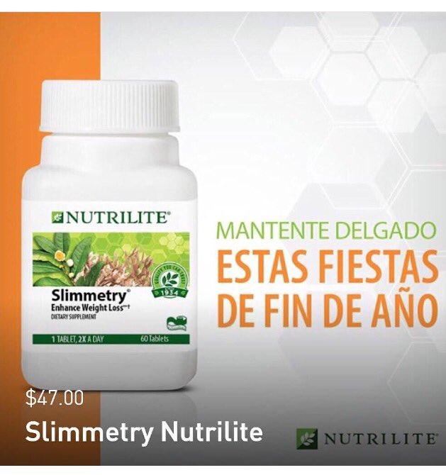 Yolie On Twitter Nutrilite Slimmetry Suplementossimplificados