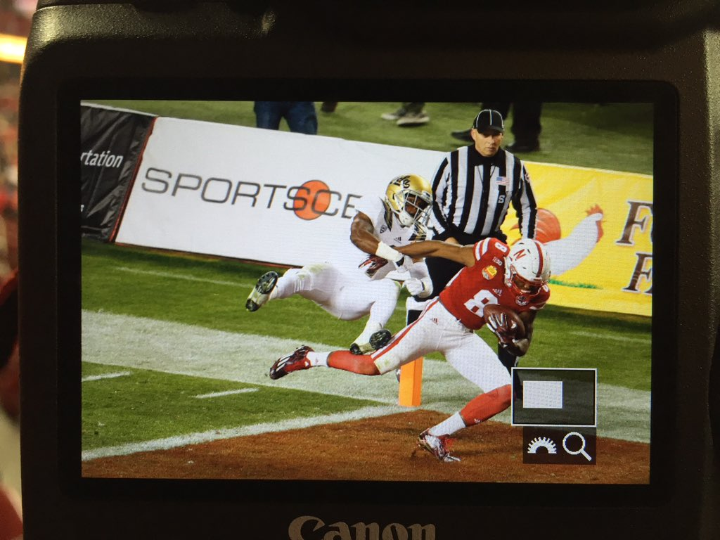 Nice catch Stanley. #Huskers https://t.co/EEn2DzfRGu