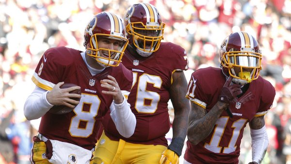 With 38-24 victory in Philly, @Redskins secure NFC East title, completing worst-to-1st turnaround! https://t.co/haij8lA3g8