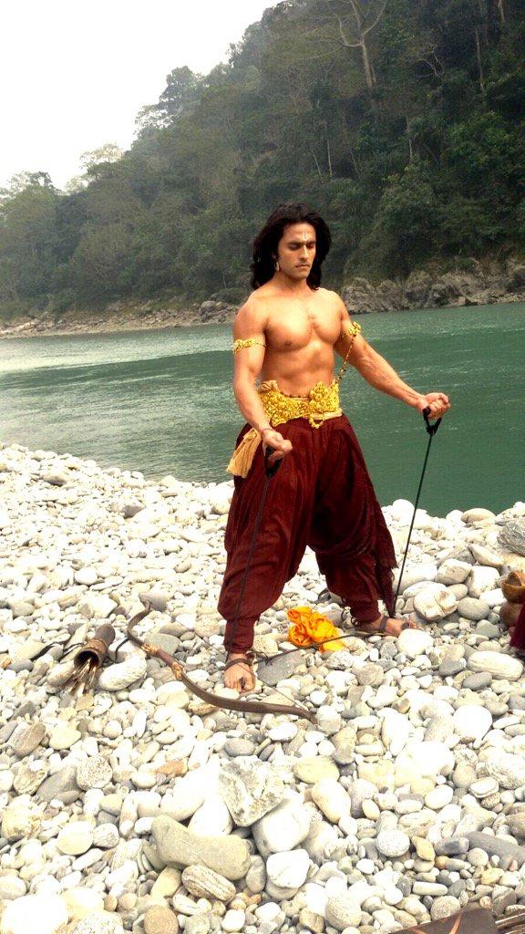 Ashish Sharma as Ram in Siya Ke Ram Image/Picture - offs creen pic in Drajeeling