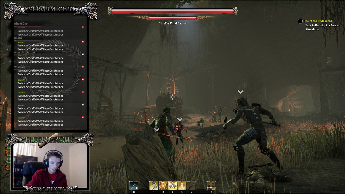 eso how to move chat box