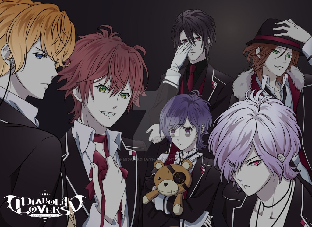 rt your squad on twitter   u0026quot the sakamaki brothers  diabolik lovers  s     t co  cd0fwaqtbl u0026quot