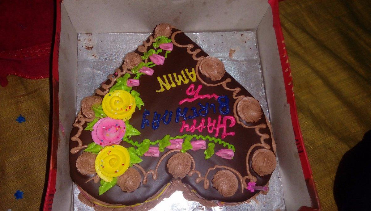Superb Mohd Alamin On Twitter My Birthday Cake 25 December S T Funny Birthday Cards Online Hendilapandamsfinfo