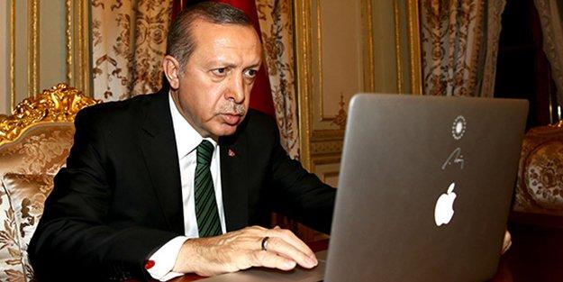 Apple'dan Erdoğan'a Özel Fors'lu MAC yeniakit.com.tr/haber/appledan…