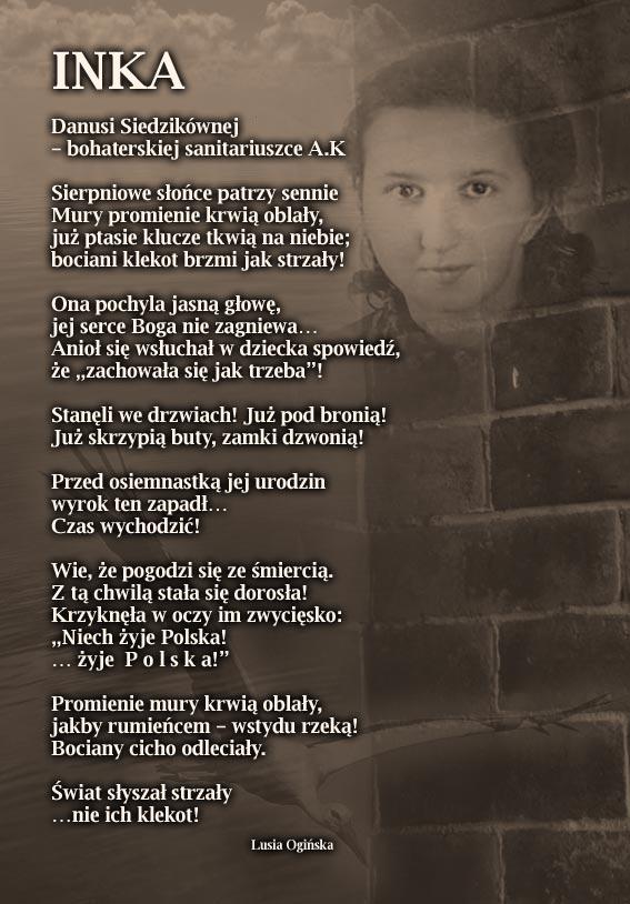 Leszeq On Twitter Polecam Piękne Patriotyczne Wiersze