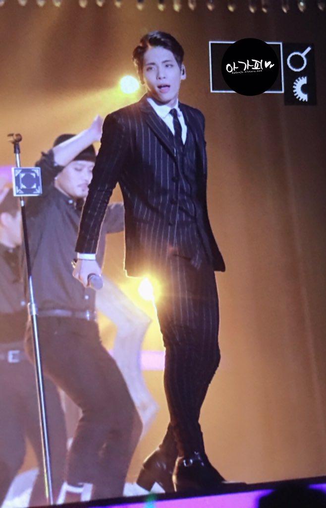 151227 Jonghyun @ SBS Gayo Daejun CXPH5MLUMAAN7mH