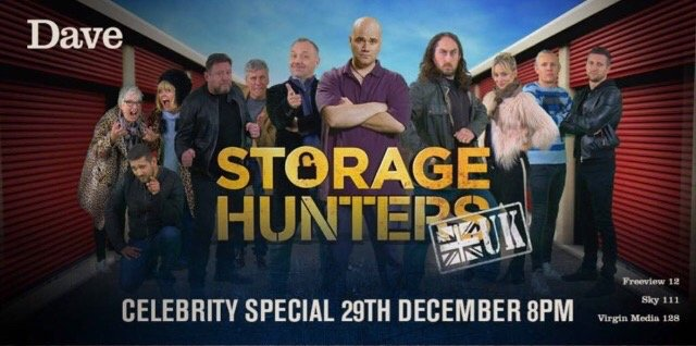 RT @UKTV: See @KimberlyKWyatt outbid the other celebs on #StorageHuntersUK 29 Dec 8pm on Dave PREVIEW https://t.co/S8zop7QJio https://t.co/…