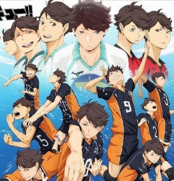 "Anime Hiragana Characters: Hiragana (Sakimichi) On Twitter: ""#haikyuu Season 3"