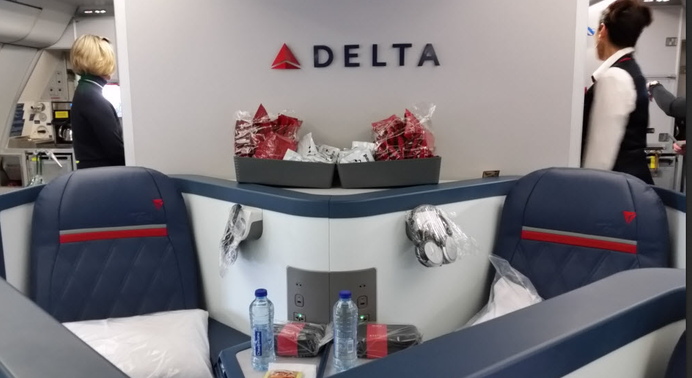 Flight Report On Twitter Review Dl A330 300 Delta One