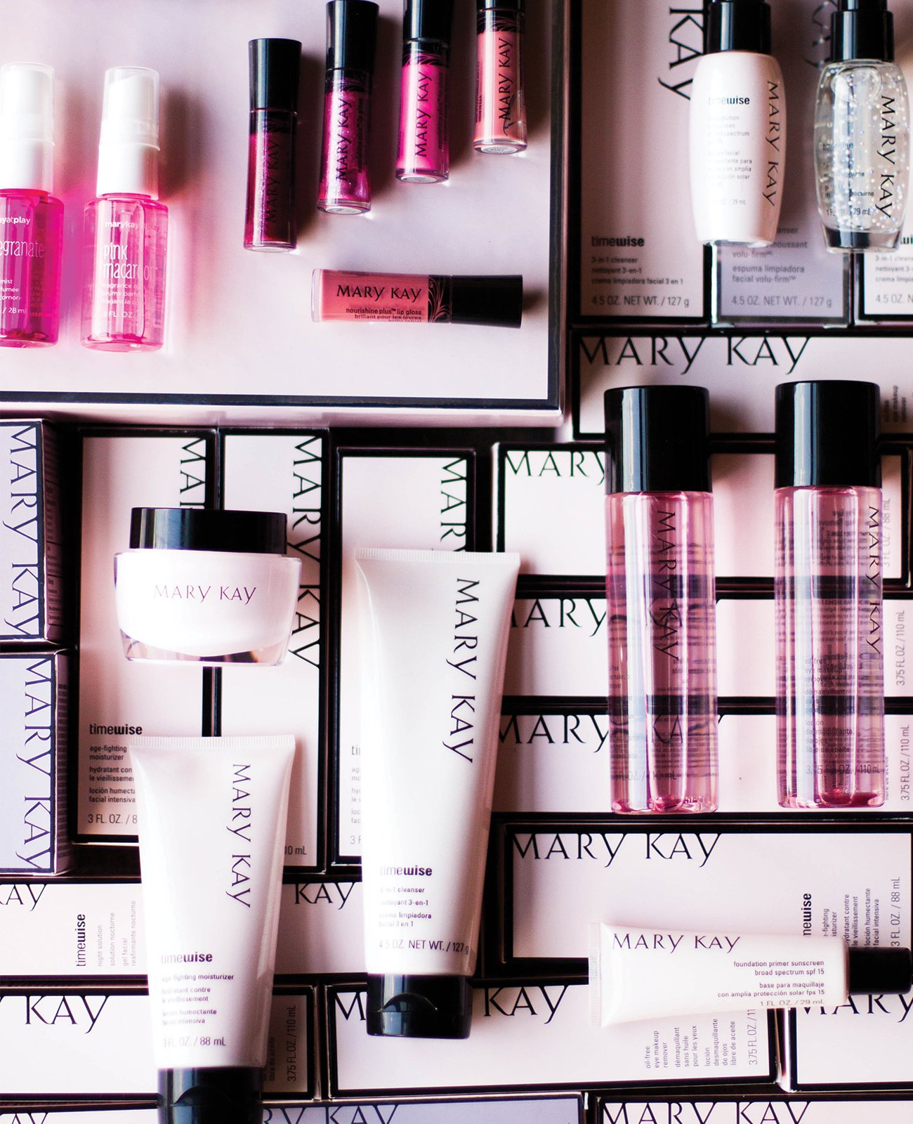 mary kay inc The new york times, wall street journal, and businessweek bestseller  reveals the leadership success behind mary kay inc more than a pink cadillac .
