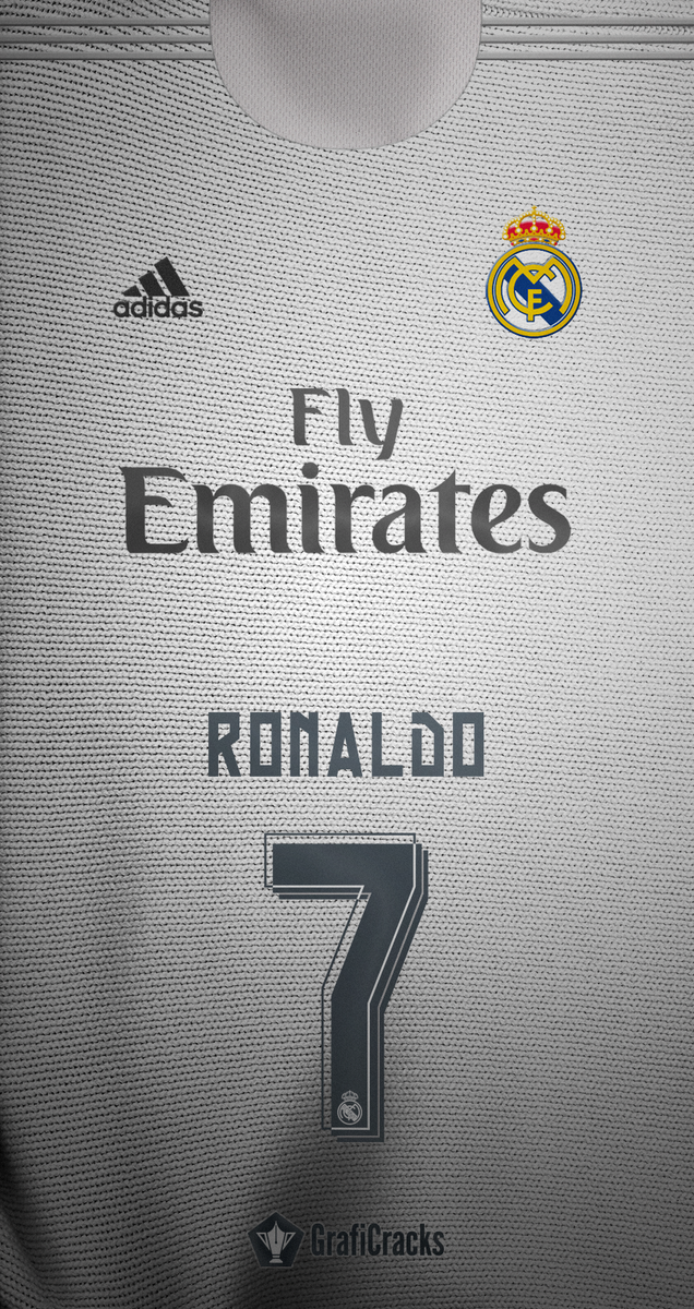 Graficrack On Twitter Real Madrid Cristiano Ronaldo