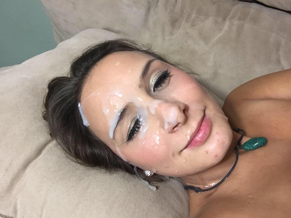 Photos Of Hotties Who Love Cum Facial