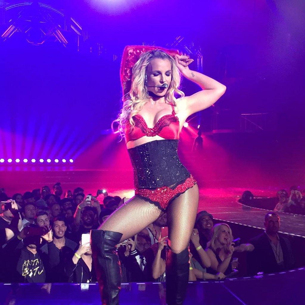 Britney sexo lanza vid