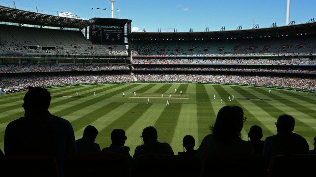 Fans run amok at cricket, but no one was evicted this weekend at the A-League @DomBossi https://t.co/sTjXkcTiZi https://t.co/Ydhaqf0OSW