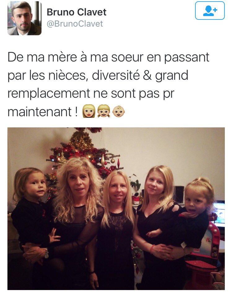 """Traduisons Les on Twitter: """"""""L'Eugénisme aryen. Mon vrai cadeau de ..."""