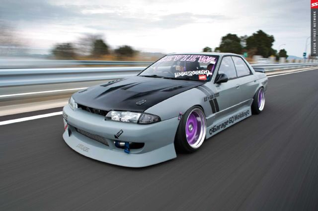 uchuta on twitter 1991 nissan r32 skyline 4 door sedan built to