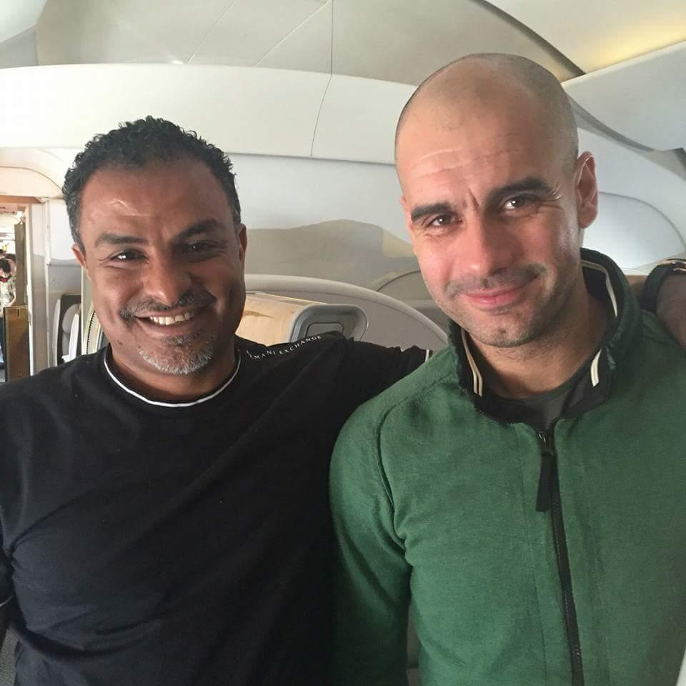 Yes. Pep Guardiola is in the country. Over to you @MasaiMara_Kenya @MagicalKenya #TembeaKenya #whyiloveKenya https://t.co/zgEDh6OZlW