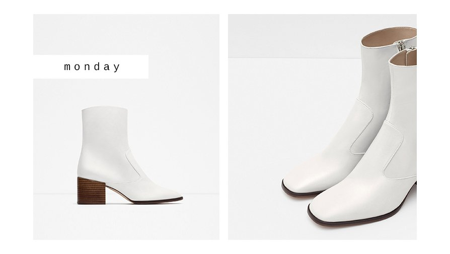 Zara on twitter zaradaily monday woman shoes now available at 0 replies 0 retweets 0 likes stopboris Images