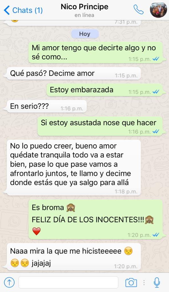 Florcita On Twitter Feliz Día De Los Inocentes