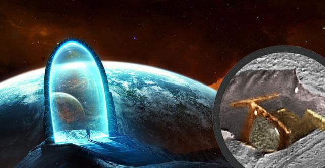 Mondo UFO: Antico Stargate usato dagli Alieni su Marte? (Video Analisi)