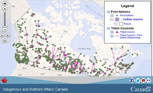 GovCan Indigenous on Twitter Learn about FN communities in