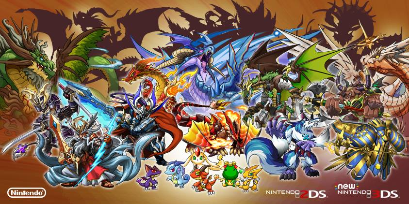 puzzle and dragons europe