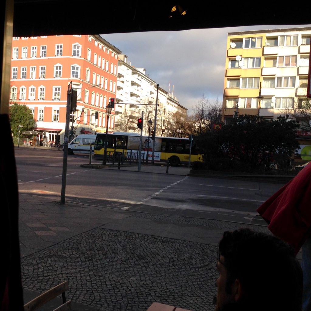 #BerlinKreuzberg #Kreuzberg #Yorckstrasse  #Grossbeerenstrasse #Hornstrasse #Yorckschlösschen #UrbanesLeben https://t.co/cUkfpnKbUK