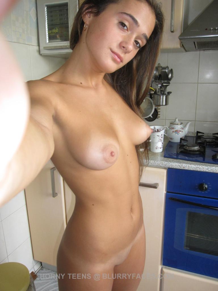 naked tween in public