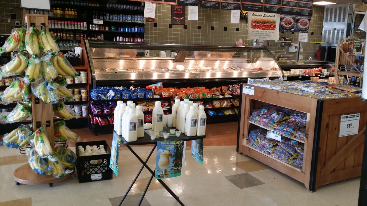 City supermarket irvington