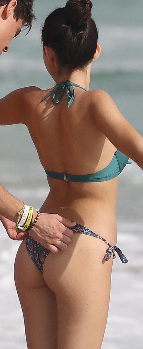 Teens in tiny bikini