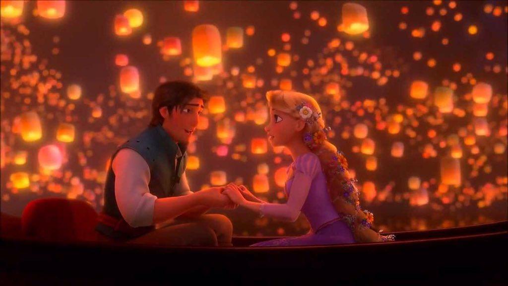 Aucun mariage ne battra jamais l'anniversaire de #Raiponce question lanternes. https://t.co/uS0RdFSjGL