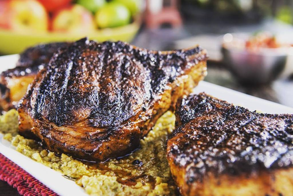 Guy Fieri On Twitter Recipe For The Mexican Chili Pork Chops We Cooked Up Yesterday On Bigbite Now On Www Guyf Https T Co Xwwcsiulvb Https T Co Mchnymzewn