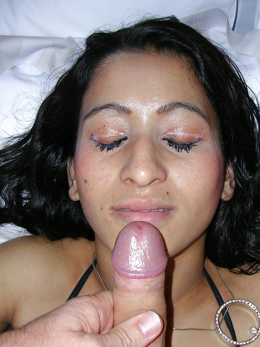 Amateur Latina Orgasm
