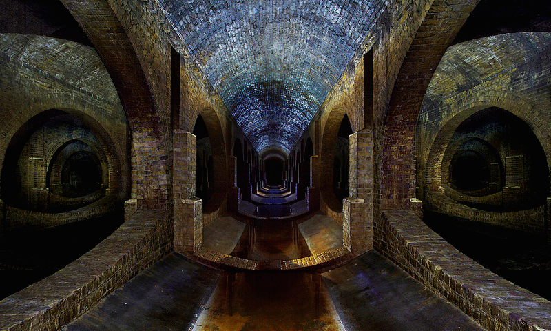 These Victorian cisterns in London are more beautiful than most churches. https://t.co/WvOh22L0QV https://t.co/e6J1thDCMa