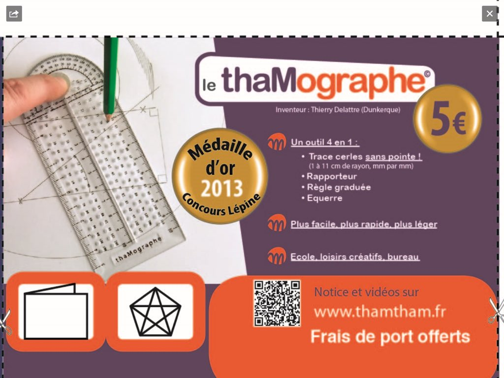 thamographe status