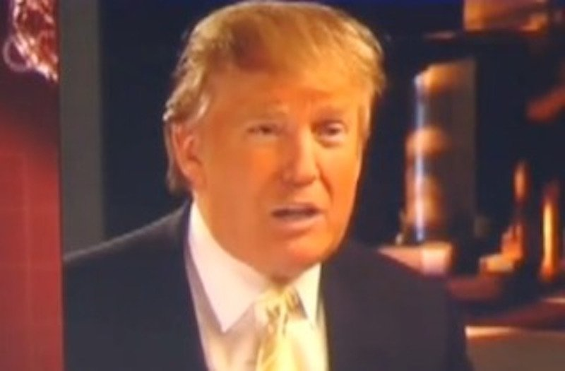 In 2008, Trump Dismissed Clinton Sex Scandal as 'Totally Unimportant' https://t.co/xaciK5vKhi (VIDEO) https://t.co/xBWr5qOOu8